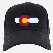 Colorado state flag Authentic in HD Baseball Hat