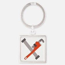 Pipe & Wrench Keychains