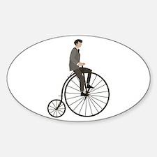 Vintage Cycle Decal