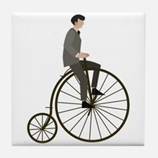 Vintage Cycle Tile Coaster