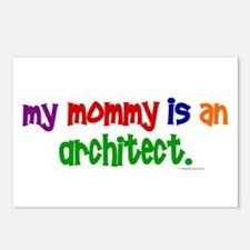 My Mommy Is An Architect Postcards (Package of 8)