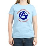 Anarchy-Free Yourself Women's Light T-Shirt