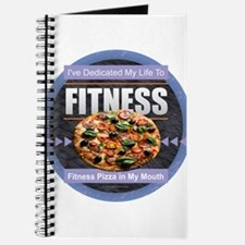 Fitness - Pizza Journal