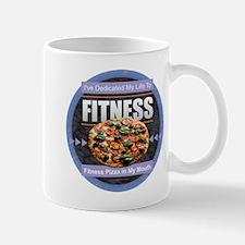 Fitness - Pizza Mugs