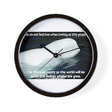 BELUGA Wall Clock