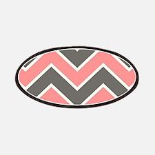 Chevron Pattern Patch