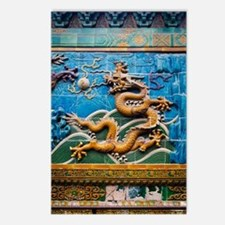 Dragon Wall Postcards (Package of 8)