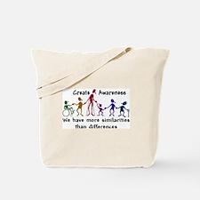 """""""Similarities"""" Tote Bag"""