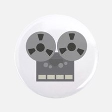 """Tape Player 3.5"""" Button (100 pack)"""