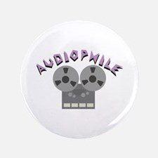 """Audiophile 3.5"""" Button (100 pack)"""
