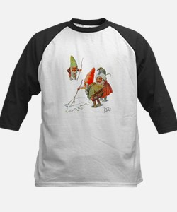 Gnomes Search for Pig in the Tee