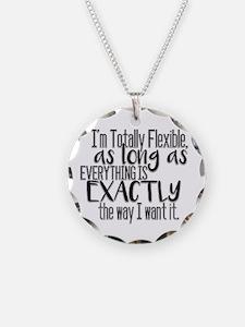 I'm Flexible Necklace