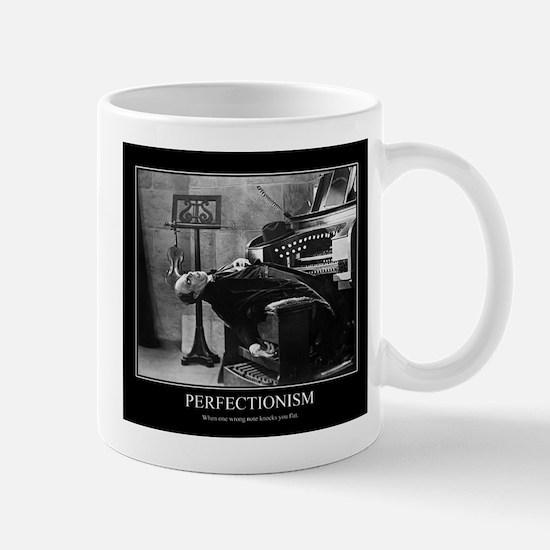Perfectionism: Phantom of the Opera Mugs