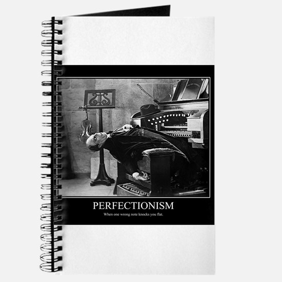 Perfectionism: Phantom of the Opera Journal
