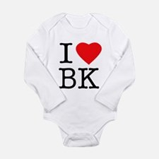 Cute L a t Long Sleeve Infant Bodysuit
