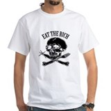 Socialism Mens White T-shirts