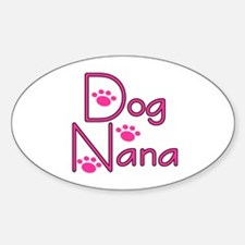 Dog Nana Decal