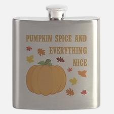 PUMPKIN SPICE Flask