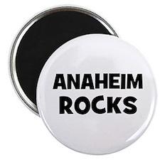 Anaheim Rocks Magnet