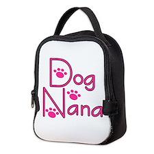 Dog Nana Neoprene Lunch Bag