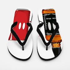 Jack and coke Flip Flops