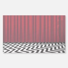 Black Lodge Twin Peaks Decal