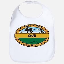 OMAR - safari Bib