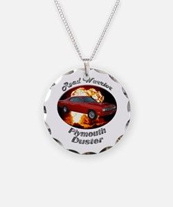 Plymouth Duster Necklace