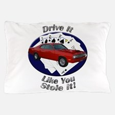 Plymouth Duster Pillow Case