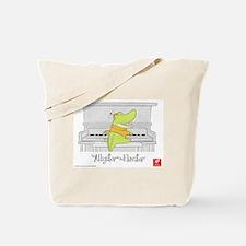 Baby Piano Tote Bag