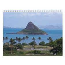 Beautiful Hawaii Wall Calendar