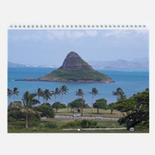 Beautiful Hawaii Wall Calendar