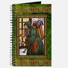 Harvest Moons Traditional Santa Journal
