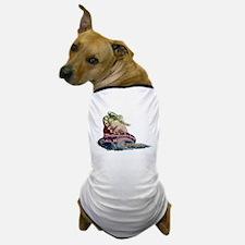 Bhujangasana ~ Yoga Cobra Pose Dog T-Shirt