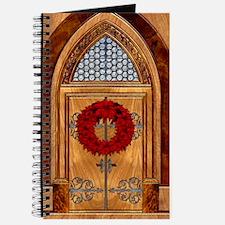 Harvest Moons Holiday Door Journal