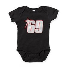 Funny Hayden Baby Bodysuit