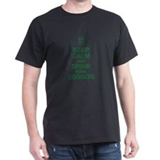 Unique Keep calm and drink on T-Shirt