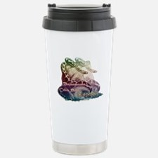 Bhujangasana - Yoga Cobra Pose Travel Mug