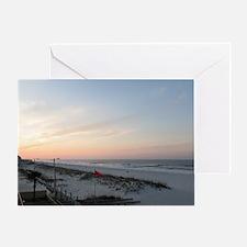Gulf Shores Sunrise Greeting Card