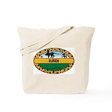 RUBEN - safari Tote Bag