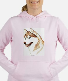 Unique Pet paws Women's Hooded Sweatshirt