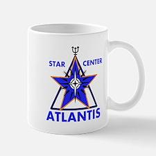 Star Center Atlantis Mugs