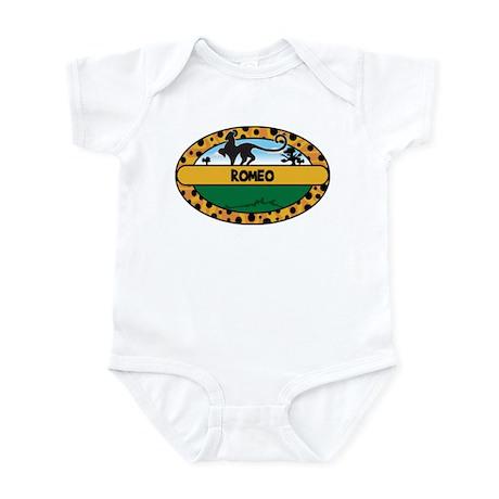 ROMEO - safari Infant Bodysuit