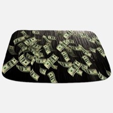 Raining Cash Money Bathmat