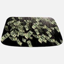 Raining Cash Money Bathmat