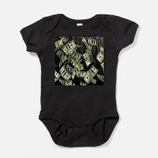 Raining Cash Money Baby Bodysuit
