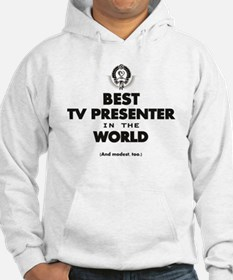 TV Presenter Hoodie