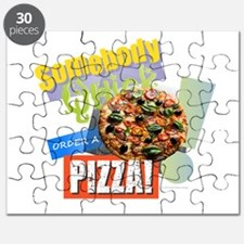 Somebody Order a Pizza Puzzle