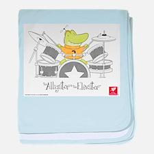 Baby Drummer baby blanket