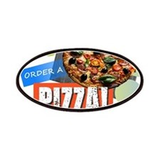 Somebody Order a Pizza Patch